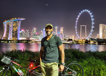 Tales of Four Quays - Singapore River Cycling Tour