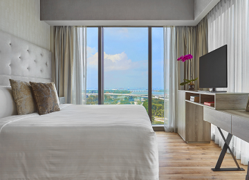 Pan Pacific Serviced Suites Beach Road, Singapore -  Staycation Packages